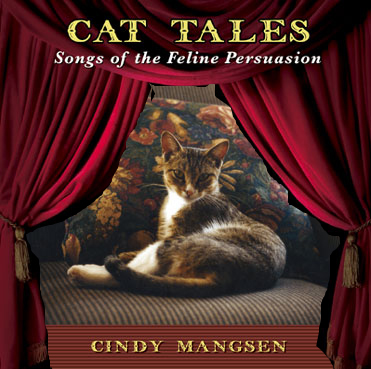 Cat Tales CD cover